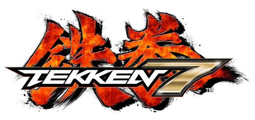 Tekken-7-logo-wallaper