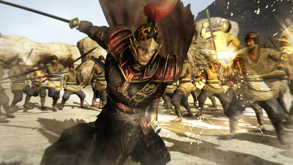 Dynasty-Warriors-8-gameplay