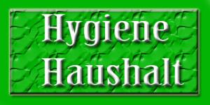Hygiene haushalt