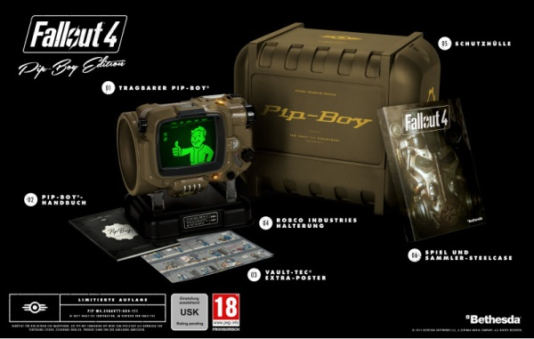 Fallout 4 Collectors Edition