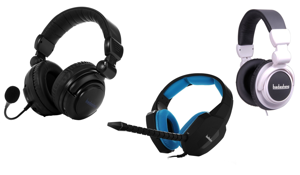 badasheng test der xbox one headsets im triple feature. Black Bedroom Furniture Sets. Home Design Ideas