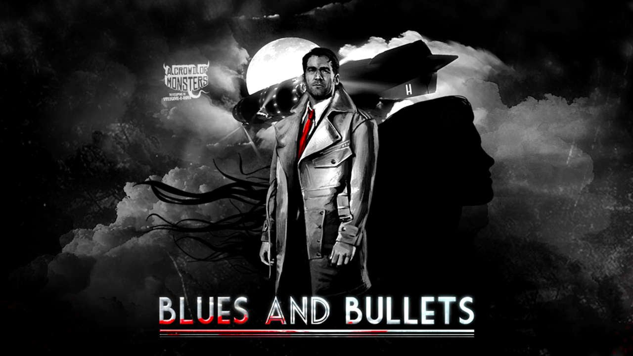 Blues and Bullets - Vorschau der ersten Episode | Just-One.eu