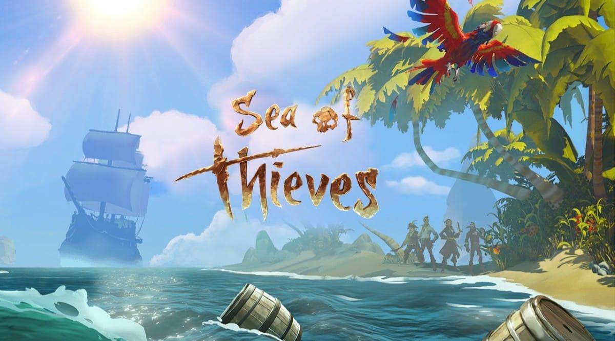 sea of thieves xbox