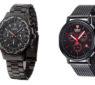 Lifestyle und Gadgets – Test der Herren-Armbanduhr Milano DT1052-M und der Herren-Armbanduhr Firenze SM1624C-BK von DeTomaso