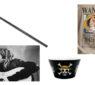 Gadgets und Merchandise – Test des Kurt Cobain Posters, des One Piece-Shirts Wanted, der Harry Potter Zauberstab Replik von Sirius Black und der One Piece Müslischale
