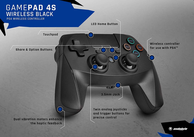 Snakebyte PS 4 2